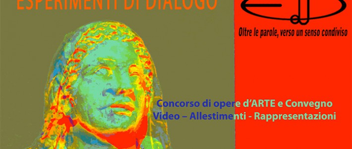"""I° edizione de """"Elementi di Dialogo"""""""